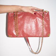 A4 KATELIN in Rose. KIMDER Punjabi Suits, A4, Shoulder Bag, Handbags, Rose, Accessories, Fashion, Totes, Pink