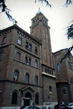 Basilique San Camillo de Lellis