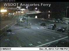 Anacortes Ferry Cam