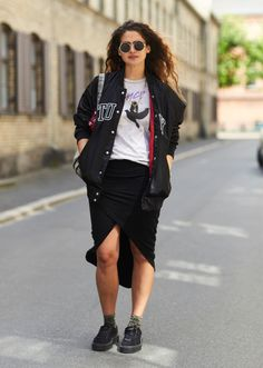 55 Stylish Spring Outfit Ideas For 2017 | StyleCaster