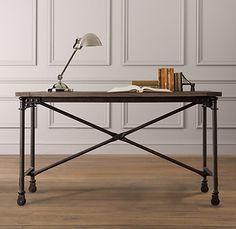 Mini Flatiron Desk | Desks & Vanities | Restoration Hardware Baby & Child