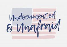 Undocumented & Unafraid | DEMOCRACY DELIVERED | Send real postcards online | MyPostcard.com