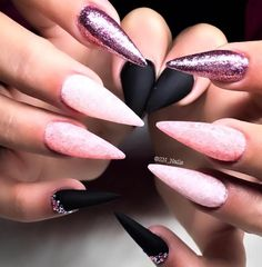 Nails On Point Did that ✅✅✅‼️❗️ Follow Us @Hair,Nails,And Style