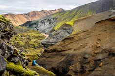 A five day Iceland summer itinerary focusing on hot springs and hiking