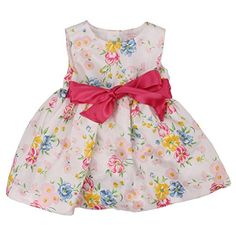 Chaps White Multicolor Floral Theme Spring Dress for Baby Girls - 24 Months Chaps http://www.amazon.com/dp/B00J88Q8IS/ref=cm_sw_r_pi_dp_EvUOvb0HRYSXF