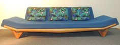 Adrian Pearsall Gondola Sofa : Lot 97