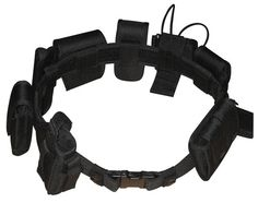 Law Enforcement Modular Belt Free Shipping!! Great for Halloween!!!!