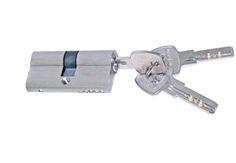 #Ultra #Key #Cylinder  Model: HCL-350 Both Side Key Available(60mm 70mm 80mm) Please Visit the Site: www.hardwyn.com/product-details/hardwyn-door-handle-locks-fiba-series/euro-profile-cylinders/ultra-key-cylinder-