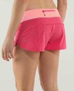 Lululemon Run Speed Shorts Lululemon run speed shorts in guava lava. Size Four-way stretch.NO TRADES I only sell through Poshmark. Sport Outfits, Cute Outfits, Lululemon Speed Shorts, Fashion Tips, Fashion Design, Fashion Trends, Fitness Fashion, Sportswear, Active Wear