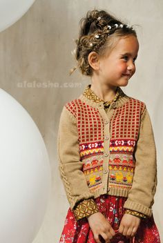 ALALOSHA: VOGUE ENFANTS: Oilily Children's Wear FW 2014