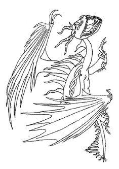 drachenzähmen leicht gemacht malvorlagen | malvorlagen, ausmalen, dragons ausmalbilder