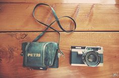 Grandpa's Camera | Inspiration Nook