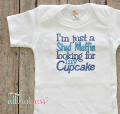 https://www.etsy.com/listing/157087683/baby-boys-bodysuit-creeper-outfit-stud?ref=listing-6  Baby Boys Bodysuit  Creeper  Outfit  Stud by AllThatSassBoutique, $16.00