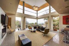 Passive Solar House Designed By Dick Clark