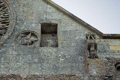 Barfreston Kent England, Romanesque, Cabin, House Styles, Home Decor, Decoration Home, Room Decor, Cabins, Romanesque Art