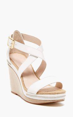 5758dea88e0d Louise et Cie Footwear Tadea Wedge Sandal Shoes Heels Wedges
