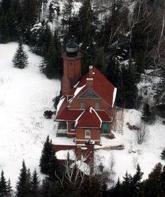 Squaw Island Lighthouse, MI
