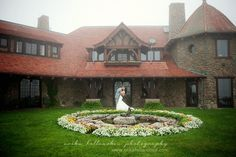 Castle in the Clouds Wedding | Moultonborough | Lakes Region New Hampshire | Erika Follansbee