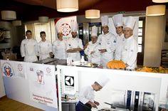 Gli Atelier del gusto alla Festa del Lardo d'Arnad | Unione Cuochi Valle d'Aosta