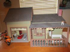 Garage and store/shop hobby