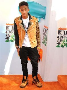 Jaden Smith has came up from a long way!! Lord Jesus