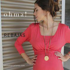 """www.ohmabarcelona.com #ropaparaembarazadas #modapremama #ropapremama #embarazo #embarazada #maternitystyle #maternitywear #pregnatncy #pregnant…"""