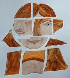 Art Lesson - Picasso Portraits