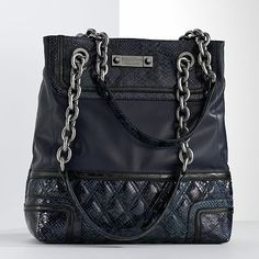 Love It Simply Vera Quilted Tote