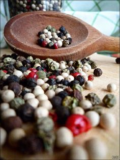 Peppercorns  by chando*