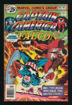 Captain America #199 (Jul. 1976)