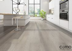 The Bonafide European Oak hardwood collection's naturally aged planks provide warmth and charm to any space. Laminate Hardwood Flooring, Hardwood Floors In Kitchen, Hardwood Floor Colors, Light Hardwood Floors, Refinishing Hardwood Floors, Wood Tile Floors, Solid Wood Flooring, Engineered Hardwood Flooring, Kitchen Flooring