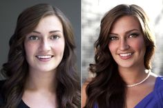 How to photograph well - make up tips for good photos from the pros