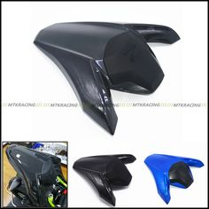 MTKRACING New seat cowl with rubber pad Tail Cover for kawasaki Z 900 2017 z900 Moto Motorcycle Accessories Parts Only US $79.18