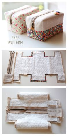Hand Embroidery Patterns Free, Embroidery Stitches Tutorial, Flower Embroidery Designs, Sewing Patterns Free, Free Sewing, Purse Patterns, Sewing Tutorials, Free Pattern, Sewing Projects