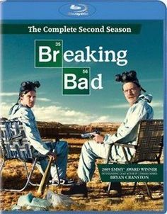 #Breaking bad:complete second #season - blu-ray region 1 #brand new free shipping,  View more on the LINK: 	http://www.zeppy.io/product/gb/2/141806811748/