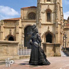 Catedral de San Salvador. Oviedo. Camino Primitivo.