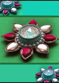 #‎Rakhi‬ Special ‪#‎Diyas‬.. Give blessings to your brother on the occasion of Rakshabandhan with Best and ‪#‎Beautiful‬ designer Diyas. So hurry and take your favorable offer @ http://www.snexinvaconnect.com