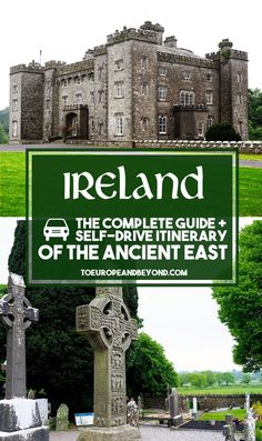 What if I told you there's an enticing, photogenic portion of Ireland, wedged between Cork and Northern Ireland, that holds some of the country's most significant historic sites? Where history goes back 5000 years and where lush meadows are awash with ancient abbeys and stately castles? Welcome to Ireland's Ancient East. http://toeuropeandbeyond.com/irelands-ancient-east-why-you-should-go-and-what-you-cant-miss/ #travel #IrelandsAncientEast #Ireland