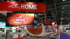 Our stunning LED at the World Travel Market #WTM