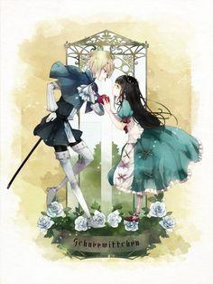 #anime #couple #cute