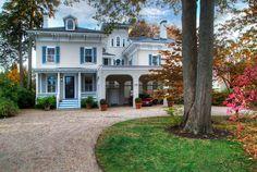 50 Narragansett Ave, Newport, RI 02840 - $6,900,000, 9 beds, 12 baths, 10,545 square feet.  Built in 1854