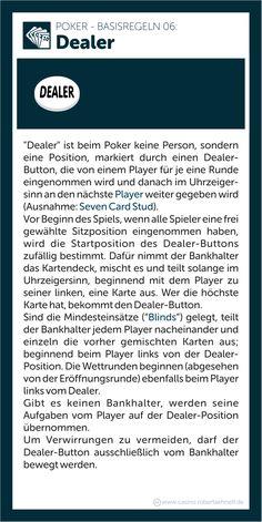 Poker Regeln Dealer Button Bankhalter Croupier Button, Words, Horse, Buttons, Knot