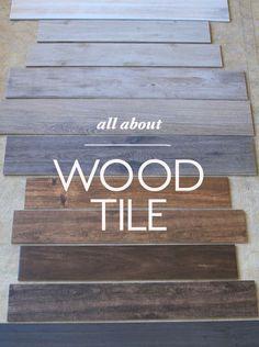 8 Tips for Nailing the Wood Tile Look (Little Green Notebook) - fliesen. Planchers En Chevrons, Interior Ikea, Interior Design, Interior Colors, Design Interiors, Porcelain Wood Tile, Porcelain Floor, Little Green Notebook, Sweet Home