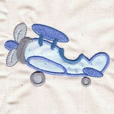 Little Boys Toys - Free Instant Machine Embroidery Designs