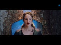 DIVERGENT - Movie Clip #4: Knife-Throwing Scene (Official)