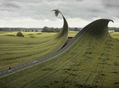 I love the work of Erik Johansson, His hyper realistic surrealist photoshop works inspire me to use creative ways to solve problems with my practice. I also have created some photoshop works directly inspired by his work Foto Picture, Photo D Art, Photomontage, Artwork Fantasy, Laura Makabresku, Illusion Photos, Looks Dark, Surreal Photos, Photographs