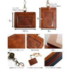 Leather Tooling, Leather Craft, Badge, Craft Projects, Wallet, Cosplay Costumes, Places, Pattern, Crafts