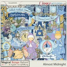 Almost Midnight Cinderella