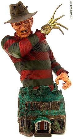 Nightmare on Elm Street: Freddy Krueger Büste