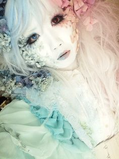 Minori!!! She is one of my biggest inspirations! I love her style!